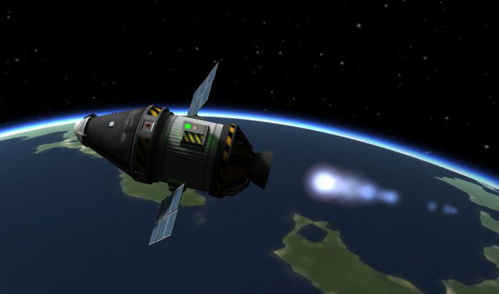 how to build a rocket in kerbal space program